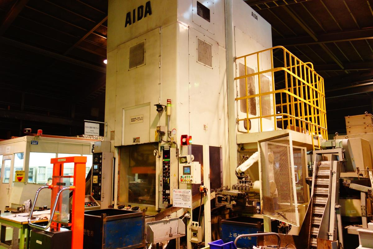 aida engineering limited